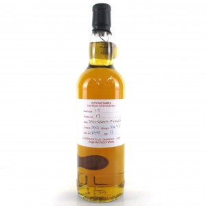 Springbank 2005 Duty Paid Sample 13 Year Old / Fresh Sherry Hogshead