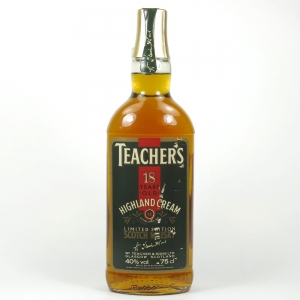 Teacher's 18 Year Old 1980s