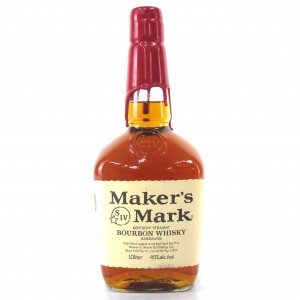 Maker's Mark Kentucky Straight Bourbon 1 Litre