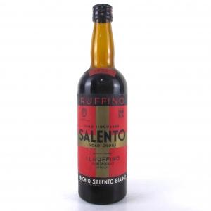 Ruffino Salento 1954 Gold Cross 1960s