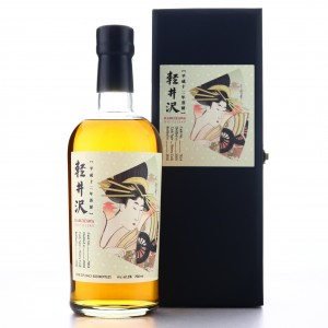 Karuizawa 2000 Single Sherry Cask #7834 / Miyaki Odori Geisha Label