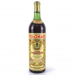 Folonari Vermouth 1 Litre 1960s/70s