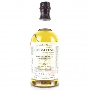 Balvenie 1977 15 Year Old Single Barrel