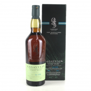 Lagavulin 2001 Distillers Edition 2017 Release