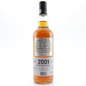 Svenska Eldvatten 2001 Scotch Whisky / Sherry Cask #SE095