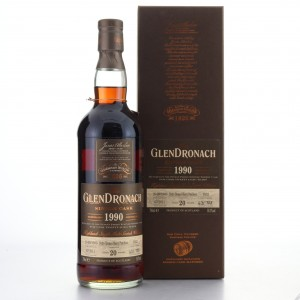 Glendronach 1990 Single Cask 20 Year Old #1032