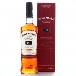 Bowmore 19 Year Old French Oak / Amazon Exclusive