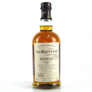 Balvenie 14 Year Old Rum Wood