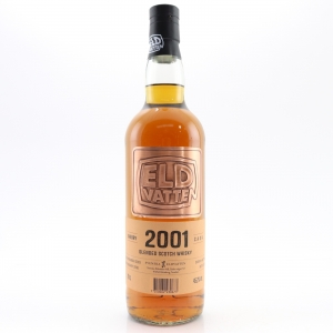 Svenska Eldvatten 2001 Scotch Whisky / Sherry Cask #SE094