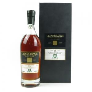 Glenmorangie Single Cask 16 Year Old / 400 Years of Golf in Dornoch