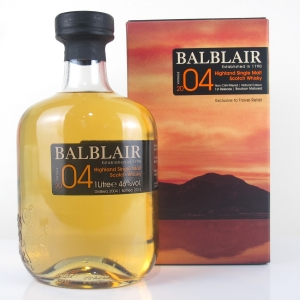 Balblair 2004 1 Litre / Travel Retail Exclusive