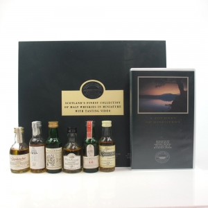 Classic Malt Giftpack 6 x 5cl Including Video