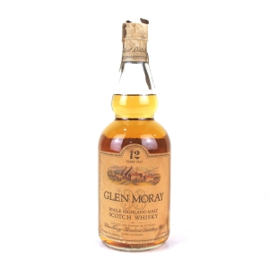 Glen Moray 12 Year Old 1980s / Portuguese Import