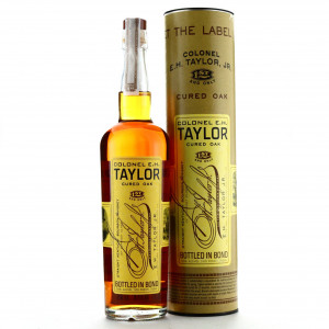 Colonel E.H. Taylor Cured Oak