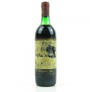 Viña Arana 1982 Rioja Reserva