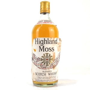Highland Moss Scotch Whisky 1970s