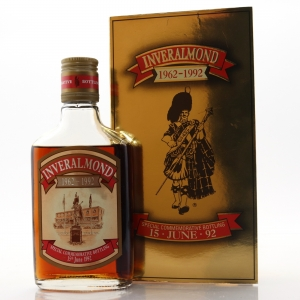 Royal Lochnagar 1960 / Inveralmond 1962-1992 Commemorative Bottling