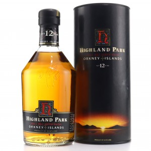 Highland Park 12 Year Old 1990s 35cl