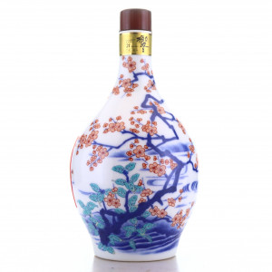 Hibiki 21 Year Old Ceramic Arita Decanter 2006 Release