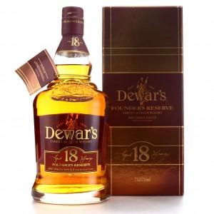 Dewar's 18 Year Old Founder's Reserve 75cl