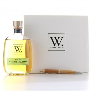 Hakushu Single Cask #WSO-006 30cl / W. Whisky Shop