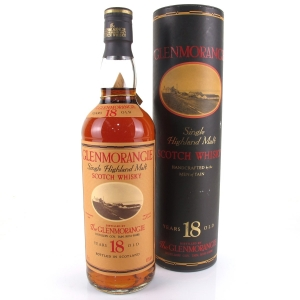 Glenmorangie 18 Year Old 1980s