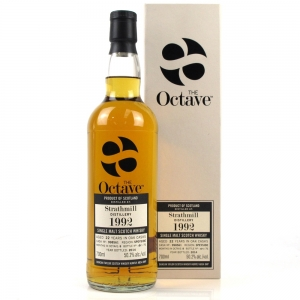 Strathmill 1992 Duncan Taylor 22 Year Old / Octave