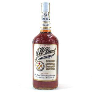 J.W. Dant 1979 Bourbon 100 Proof 1 Litre