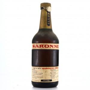 Illva Saronno Drai Liqueur 1950s