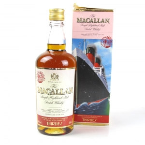 Macallan Decades Thirties