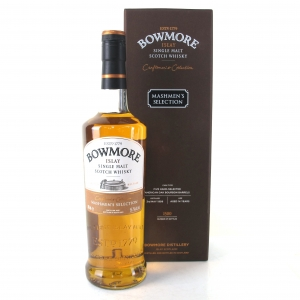 Bowmore 1999 Mashmen's Selection 14 Year Old