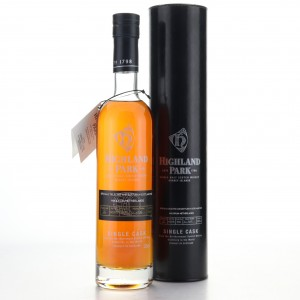Highland Park 12 Year Old Single Cask #1550 35cl / Maxxium Netherlands