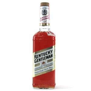 Kentucky Gentleman 4 Year Old Kentucky Straight Bourbon Circa 1978