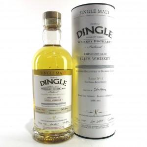 Dingle Irish Single Malt Small Batch No. 1 / Bourbon Casks