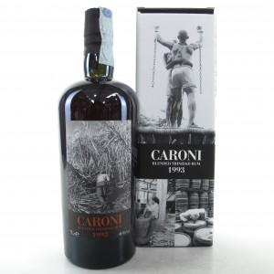 Caroni 1993 Blended Trinidad Rum 17 Year Old