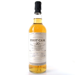 Glen Garioch 1990 First Cask 20 Year Old