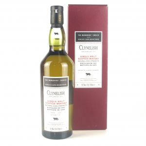 Clynelish 1997 Managers' Choice