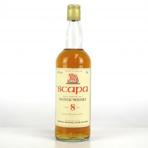Scapa 8 Year Old Gordon and MacPhail 1980s
