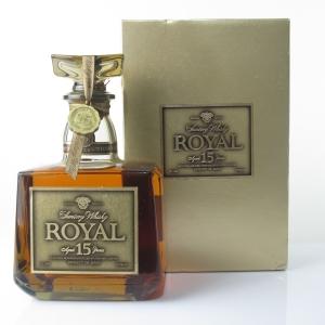 Suntory Royal 15 Year Old