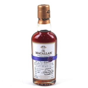 Macallan 1997 Easter Elchies 2011 5cl