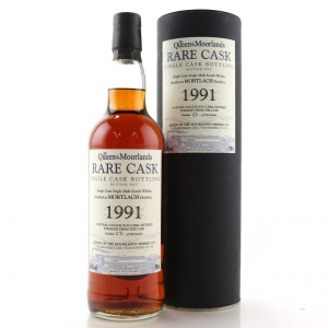 Mortlach 1991 Queen of the Moorlands