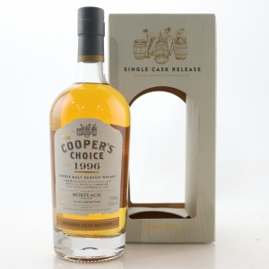 Mortlach 1996 Cooper's Choice 19 Year Old