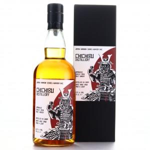 Chichibu 2009 Single White Wine Cask #2369 / Warrior Series No.1