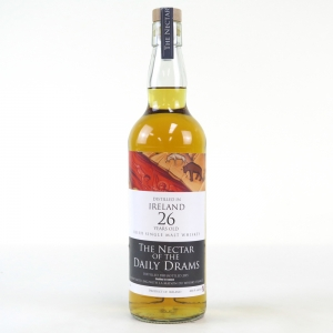 Ireland 1989 Nectar of the Daily Drams 26 Year Old