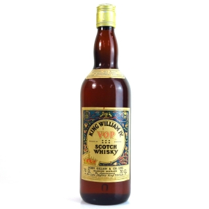 King William IV Scotch Whisky