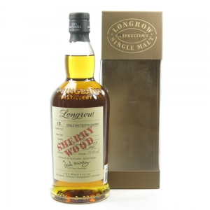 Longrow 1989 Sherry Wood 13 Year Old