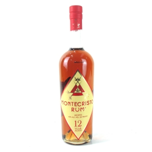 Montecristo 12 Year Old Rum
