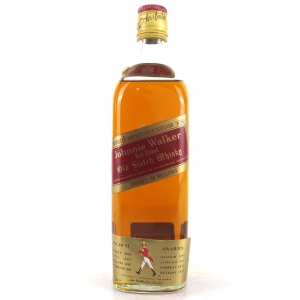 Johnnie Walker Red Label 75cl / South African Import