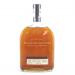 Woodford Reserve Distiller's Select Batch #186 1 Litre