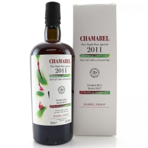 Chamarel 2011 Two Cask 6 Year Old Rum / Velier 70th Anniversary